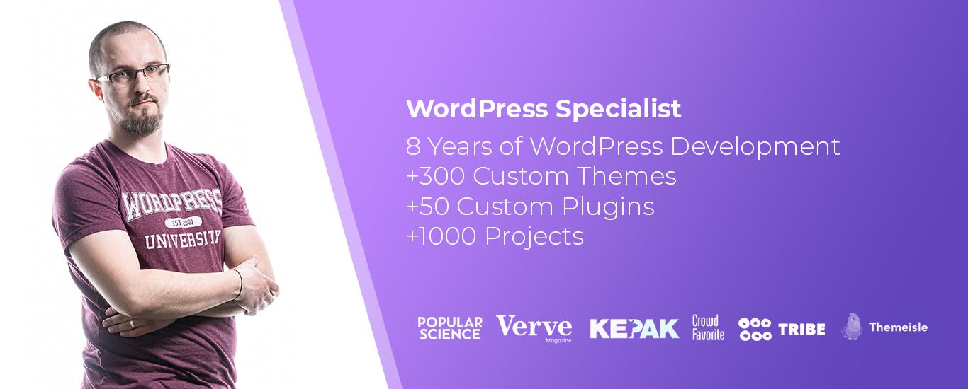 hapiuc robert wordpress specialist